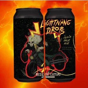 Resident Culture Lightning Drops 4/16