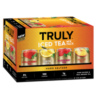Truly Hard Seltzer Ice Tea Mix Pack 12/12