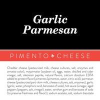 Birdie's Pimento Cheese Birdie's Garlic Parmesan Pimento Cheese 8oz