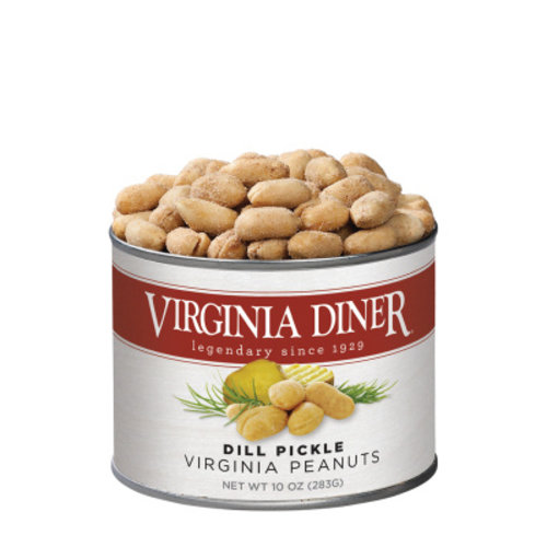 VA Diner Dill Pickle Peanuts 10oz