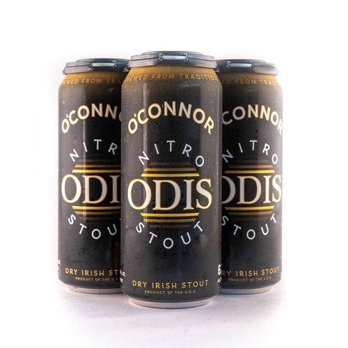 O'Connor Odis Nitro Stout 4/16