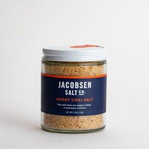 Jacobsen Co. Ghost Chili Salt 4.23oz