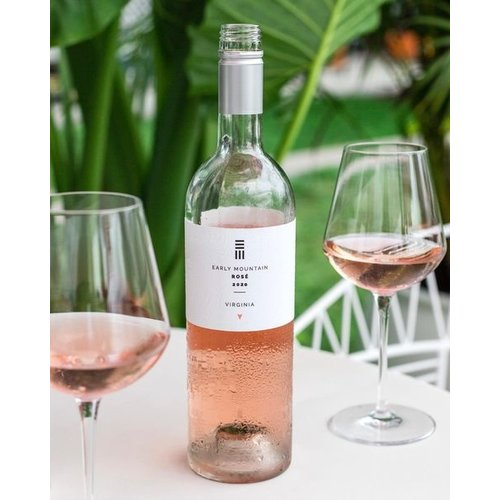 Early Mountain Winery Early Mountain Rose 2019