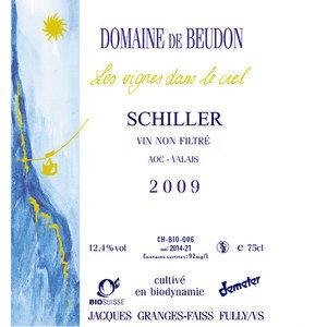 Dom de Beudon Valais Rose