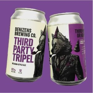 Denizens Third Party Tripel 6/12