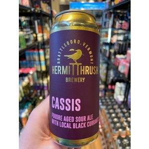 Hermit Thrush Cassis 16oz