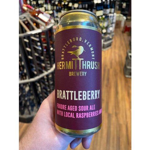 Hermit Thrush Brattleberry 16oz
