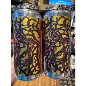 Tripping Animals Can Of Worms DIPA 4/16