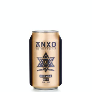 Anxo District Kosher Apple Wine 4/12