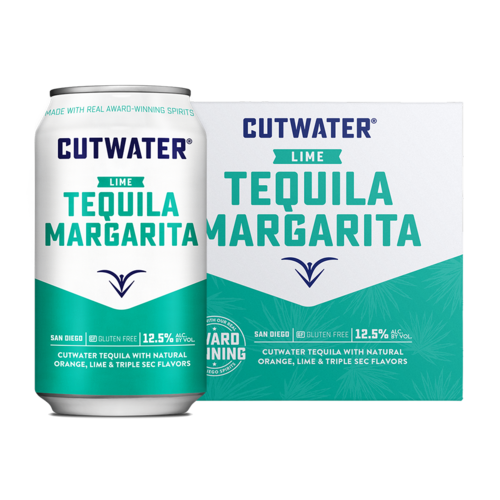 Cutwater Tequila & Lime 4/12