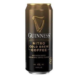 Guinness Nitro Cold Brew Coffee 4/14.9