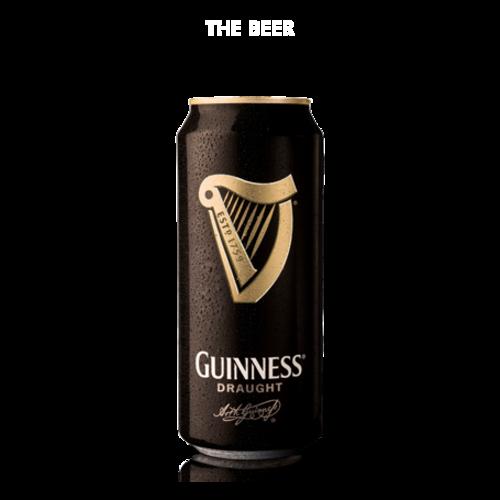 Guinness Draught Stout 8/14.9oz