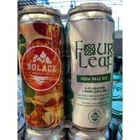 Solace Four Leaf IPA 4/16