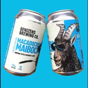 Denizens Macadocious Maibock 6/12