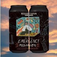 Resident Culture Brewing Co. Resident Culture Emergency Meditation 4/16