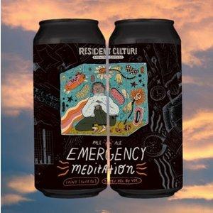 Resident Culture Emergency Meditation 4/16