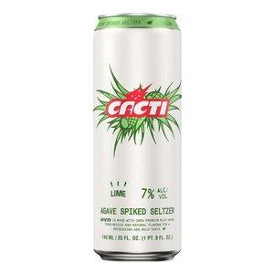Cacti Lime Agave Spiked Seltzer 25oz