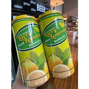 Larry's Hard Lemonade 4/16