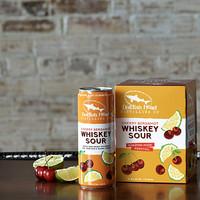DFH Cherry Bergamont  Whiskey Sour 4/355