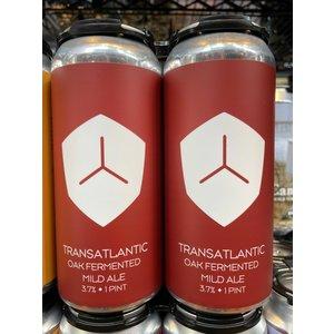 Diamondback Transatlantic Oak Fermented Mild Ale 4/16