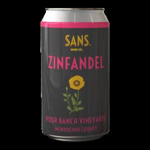 Sans Wine Co. Zinfandel 375ml