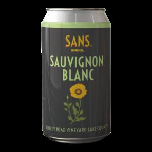 Sans Wine Co. Sauvignon Blanc 375ml