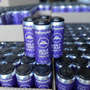 Caboose Wolf Trap Summer Ale 4/16
