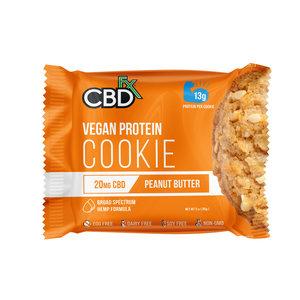 CBD FX Hemp Protein Peanut Butter Cookie 20mg
