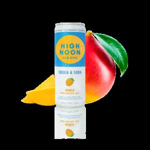 High Noon Mango Hard Seltzer 4/355