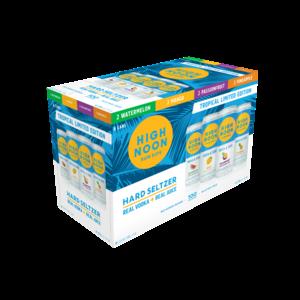 High Noon Hard Seltzer Variety Pack 8/355ml