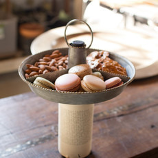 Wine Bottle Topper with separators