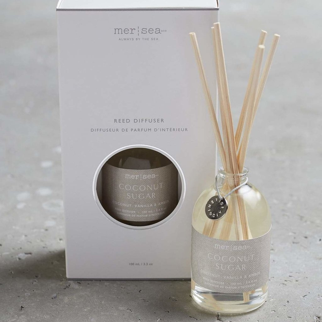 Coconut Sugar Luxe Reed Diffuser