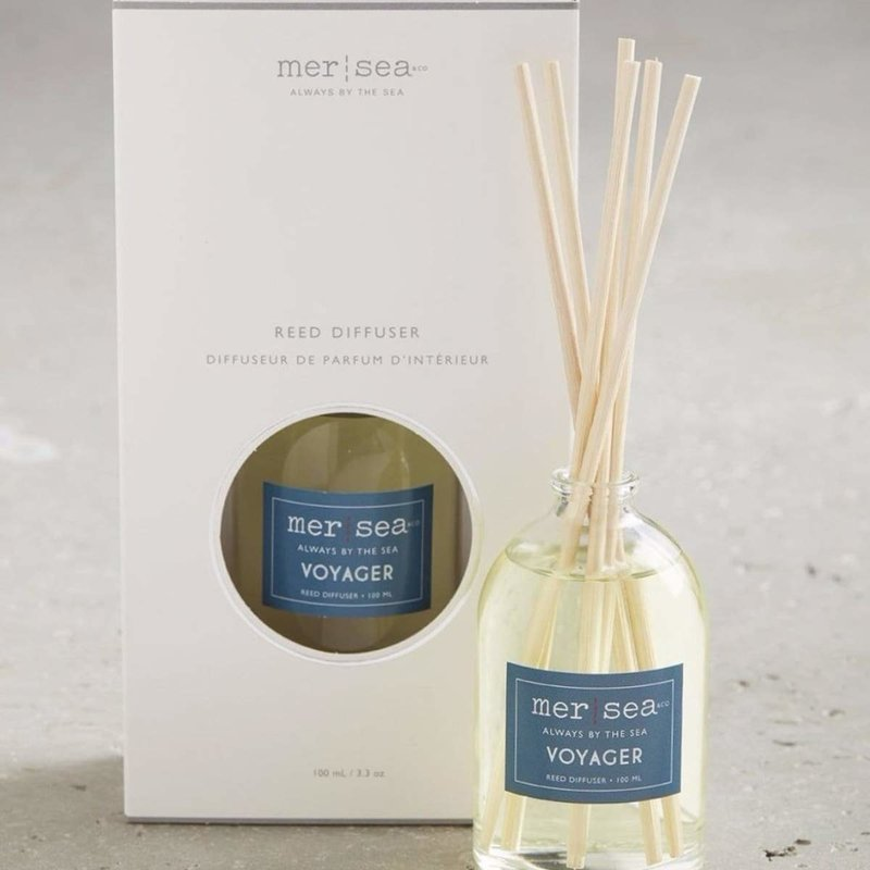Voyager Luxe Reed Diffuser