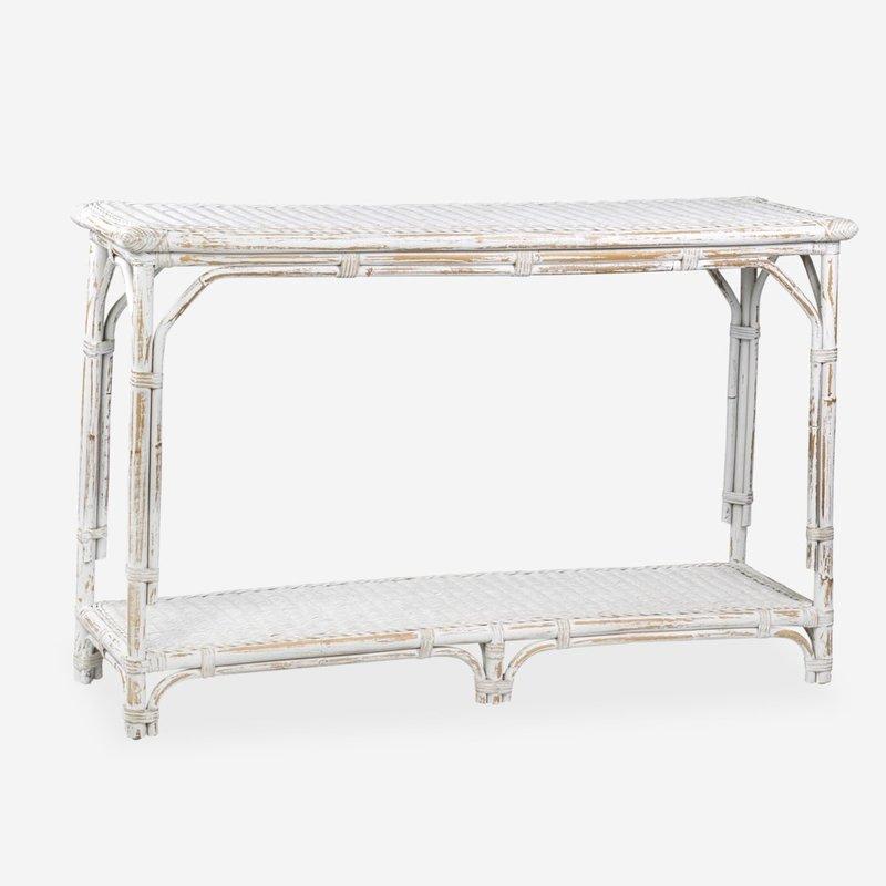 Jeffan Bamboo console table