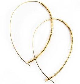 Norah Earrings - Gold