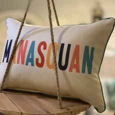 The Garret MANASQUAN bright color pillow