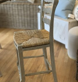 Provence Ladderback Counter Stool - Riverwash