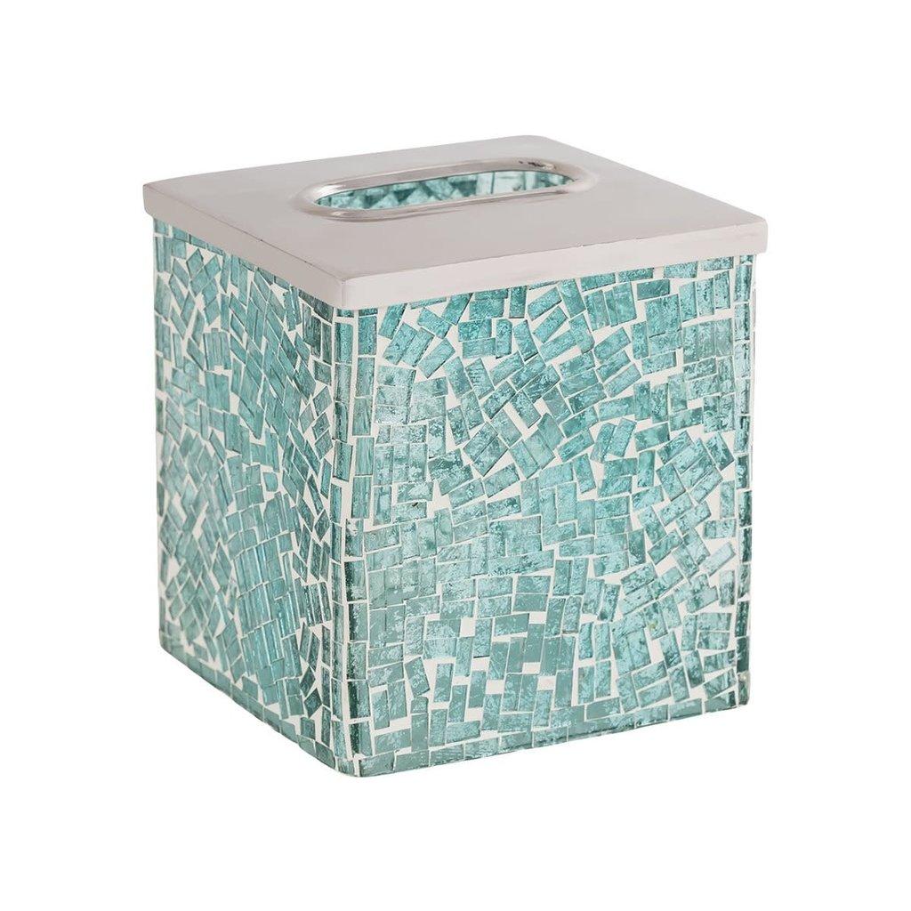Inlet tissue box