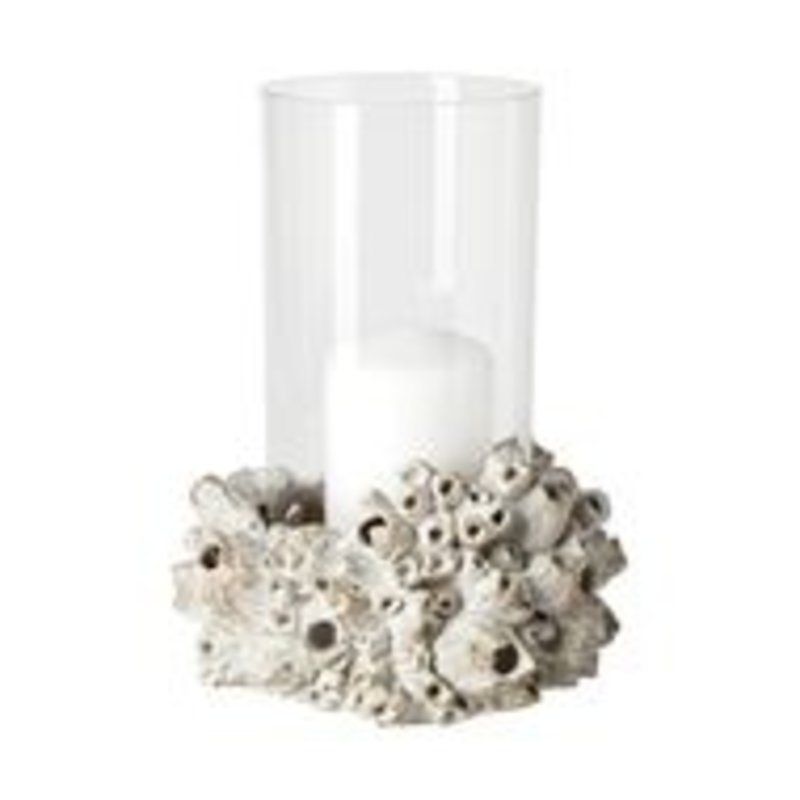 Mercana Barnacle Candleholder - small