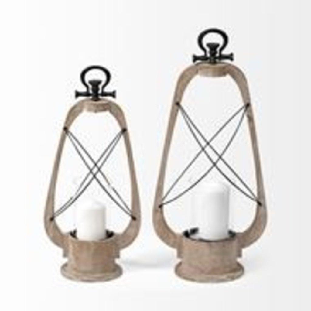 Modern Vintage Lantern - Small