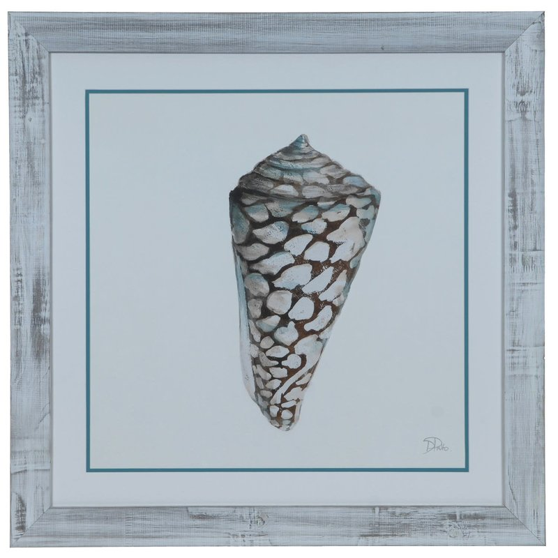 Modern Shell 2 Print