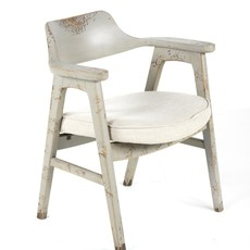 Wagner Arm Chair - Gray