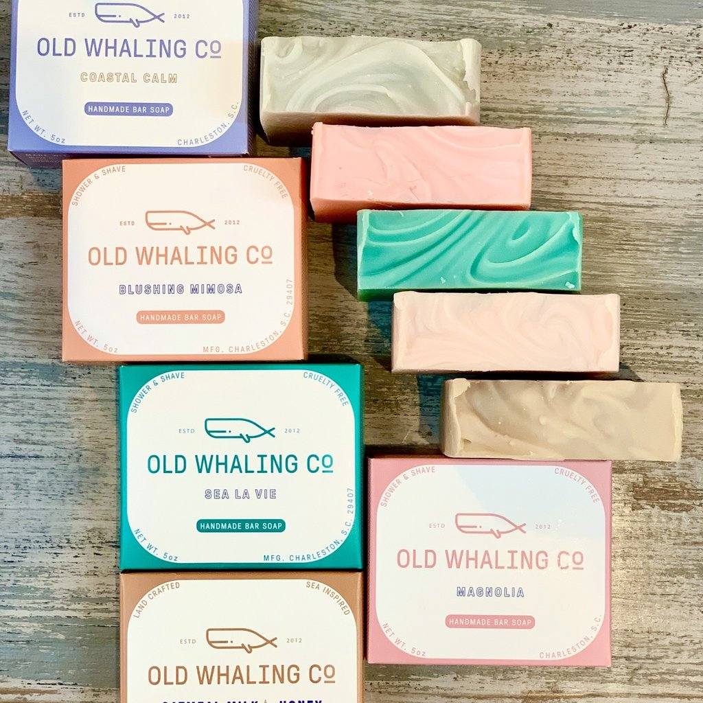 Old Whaling Co Bar soap