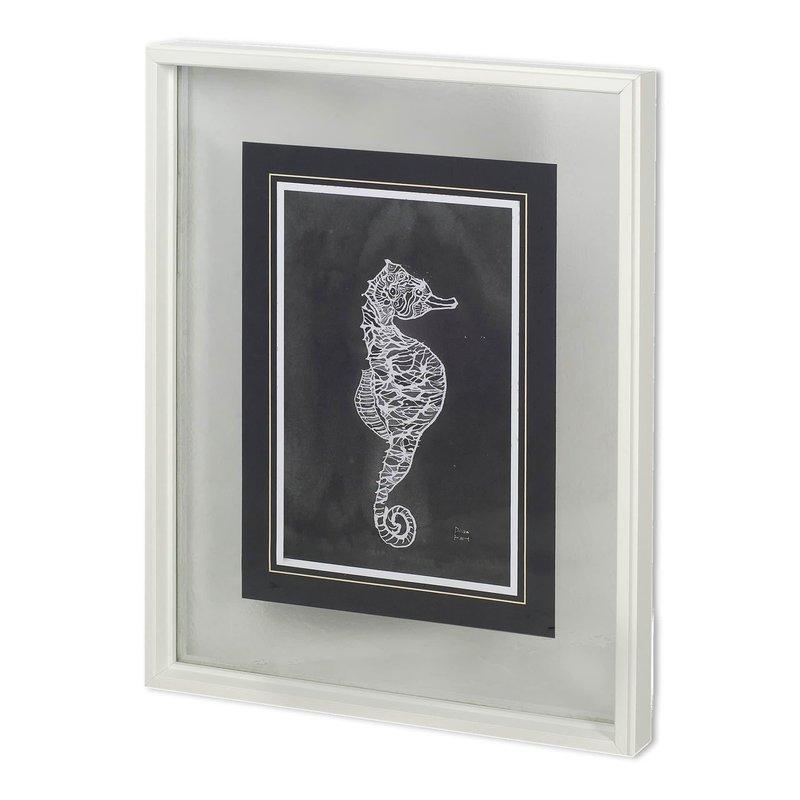 Seahorse I print
