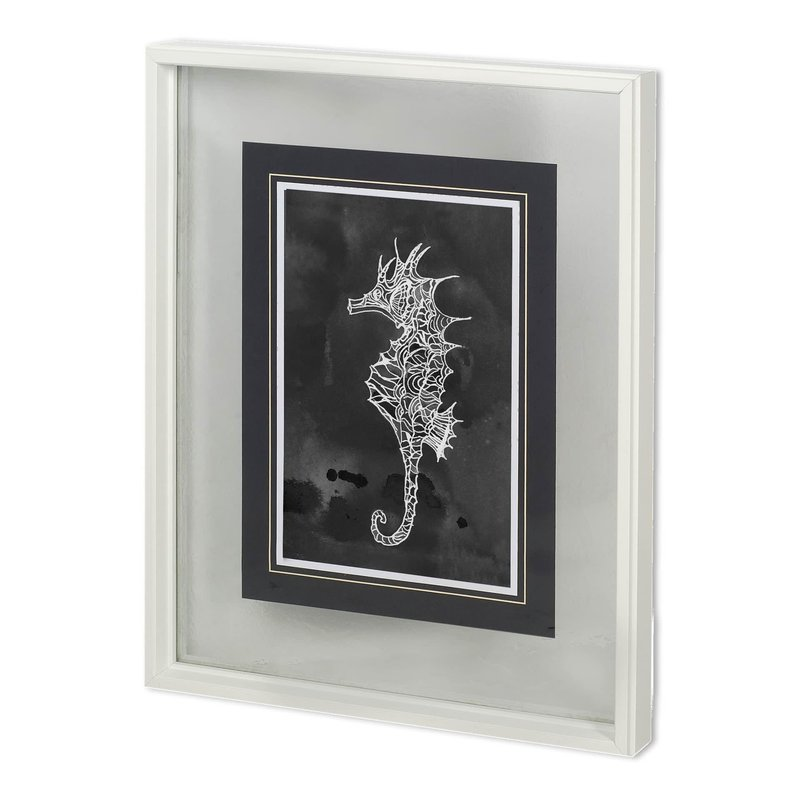 Seahorse II print