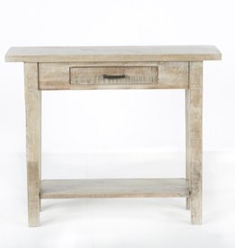 Sandbar Console Table - Vintage Wash