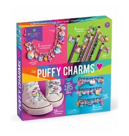 Ann Williams Craft-tastic I love Puffy Charms DIY