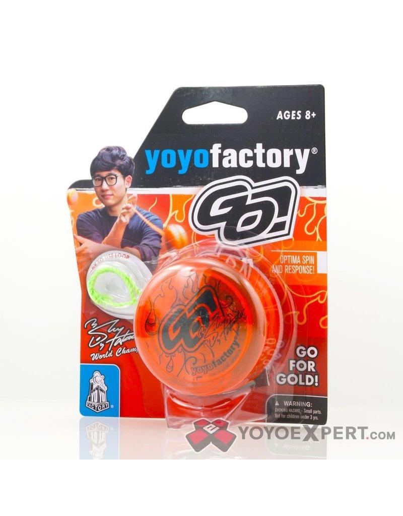 YoYo Factory Yoyo Factory Beginner - Level One