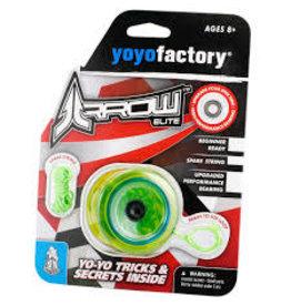 YoYo Factory Arrow YoYo - Level 1/2