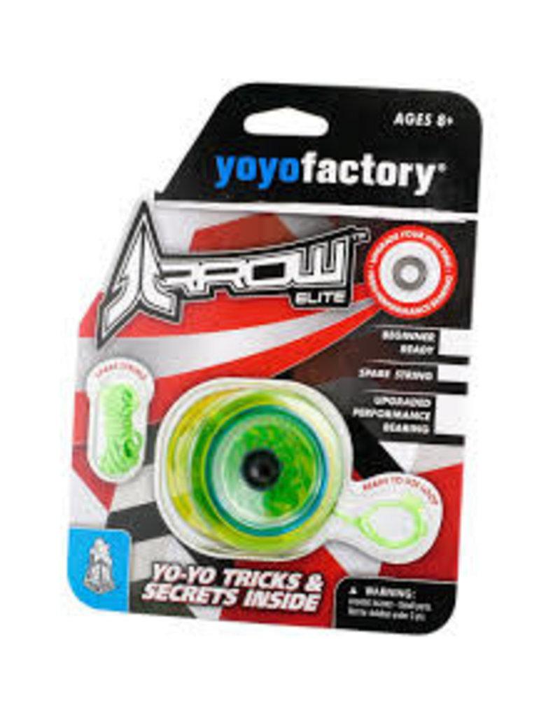 YoYo Factory Arrow YoYo - Level 1/2 8+